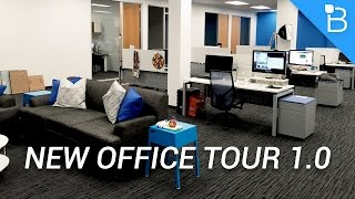 Download New TechnoBuffalo Office Tour Video