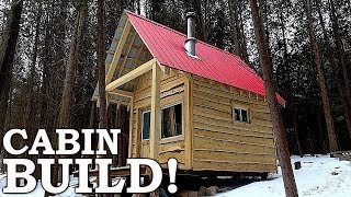 Download FINISHING TOUCHES and FUN at Small Cabin! | TOXIC MOLD, Positive Thinking, New Series Ep11 Video