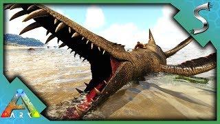 ARK: SURVIVAL EVOLVED - VOLCANIC DRAGON MONSTER INCINEROX E38