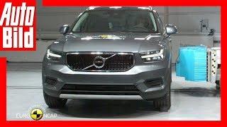 Download Crashtest Volvo XC40 (2018) Video