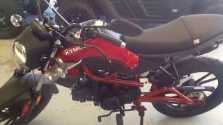 Download 2016 Kymco K-Pipe Video