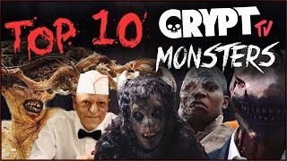 Download Top 10 Crypt TV Monsters RANKED! Video