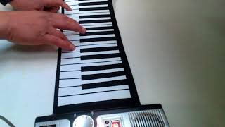 Download Flexible Piano 61 Key MIDI Keyboard Unboxing and Review Video