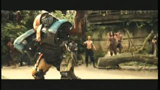 Download real steel movie Atom vs Metro Video