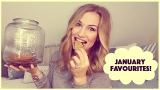 Download January Favourites 2016! | Anna Saccone Video