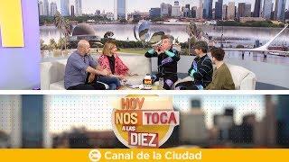 Download Los Cazurros presentan ″Súper hits″: Pablo Herrero y Ernesto Sánchez en Hoy Nos Toca a las Diez Video