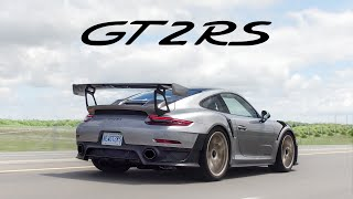 Download 2018 Porsche 911 GT2 RS Review - The Fastest Car In The World Video