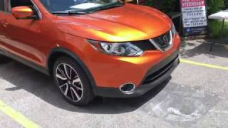 Download 2017 NIssan Rogue Sport AWD Quick Look Video