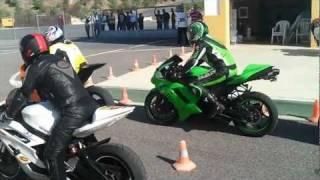 Download Salida a pista motos Circuito Monteblanco (Huelva) Video