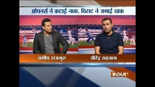 Download India should play Rohit Sharma as opener in Tests too, Prithvi Shaw can wait: Virender Sehwag Video