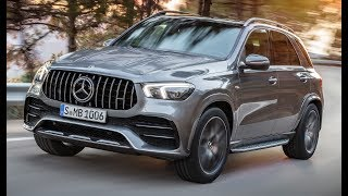 Download 2020 Mercedes AMG GLE 53 4MATIC+ Interior, Exterior and Drive Video