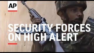 Download Kashmir - Security forces on high alert Video