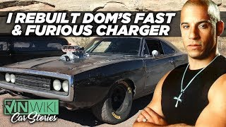 Download I found & rebuilt Toretto's Charger for SEMA 2019 Video