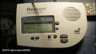 Download HUGE Flood Warning & Flood Watches (No EAS) 2/20/18 Video