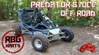 Download 670cc Predator Off Road Go Kart Hill Climbing Video