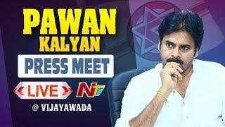 Download Pawan Kalyan Live || Janasenani Counter To CM YS Jagan || Vijayawada || NTV Live Video