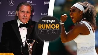 Download Serena Williams Fires Back At Tennis Champ Ilie Nastase For Racist Comments Toward Her Unborn Child Video