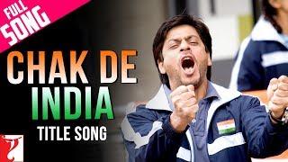 Download Chak De India | Full Title Song | Shah Rukh Khan | Sukhvinder Singh | Salim | Marianne D'Cruz Video