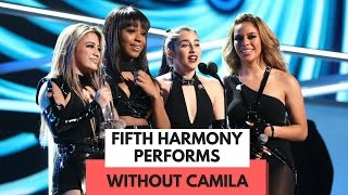 Download WATCH Fifth Harmony Perform For The First Time Without Camila Cabello! (PCA 2017) Video