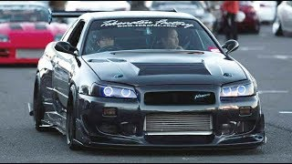 Download RB25DET || THE ULTIMATE SOUND COMPILATION(Skyline, Patrol, Silvia & more!) Video