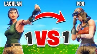Download I Challenged a PRO Player to a 1v1 In Fortnite... Video