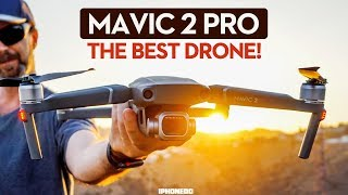 Download DJI MAVIC 2 PRO IS THE BEST DRONE! — In-Depth Review [4K] Video