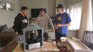 Download Sasquash Rosin Squish with Max and Dom from Sunrise Wellness foundation Video