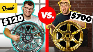 Download $1,000 vs $3,700 Wheels and Tires | HiLow Video