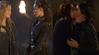 Download Top 5 lesbian TV couples 2016 Video