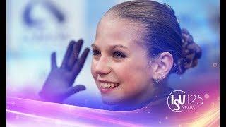 Download Qualified Ladies ISU Junior Grand Prix Final | #JGPFigure Video