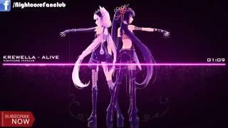 Download ▶ Nightcore KREWELLA ALIVE Video