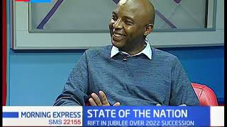 Download Murathe - Ruto rivalry widens with Murathe hinting Uhuru will go for a PM post   STATE OF THE NATION Video