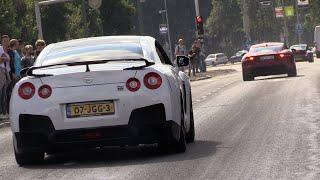 Download Supercar Acceleration LOUD! RS6, LP750-4 SV, Focus RS, GT R & More! Video