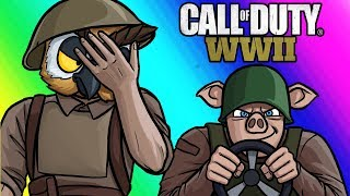 Download Call of Duty WW2 Funny Moments - Captain Jack's Idiot Platoon Video