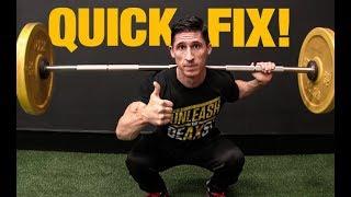 Download The SINGLE BEST Squat Tip I've Ever Used! Video