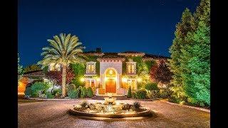 Download Regal Mediterranean-Inspired Retreat in Danville, California | Sotheby's International Realty Video