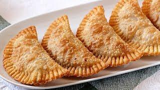 Download Masa de empanadillas para freír auténtica - Solo 3 ingredientes Video