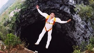 Download Cave BASE Jumping - Cave of the Swallows - Documentary - Aerial Extreme Video