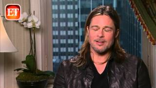 Download Brad Pitt interview Video