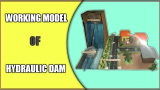 Download Working Model of Dam For Exhibition Video