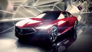 Download The Acura Precision Concept - Debuting at NAIAS 2016 Video