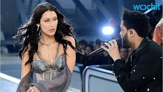 Download Exes Bella Hadid And The Weeknd Share Victoria's Secret Fashion Show Runway Video