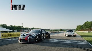 Download Porsche 911 GT2 RS Clubsport vs. 991.2 GT3 Cup at Road America Video