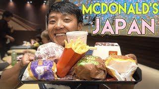 Download McDonalds in Japan: SHRIMP BURGER!? Video