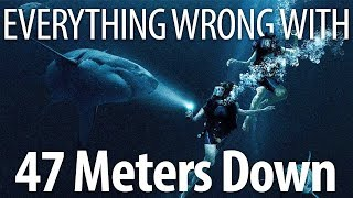 Download Everything Wrong With 47 Meters Down In 12 Minutes Or Less Video