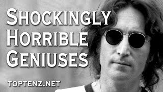 Download 10 Geniuses Who Were Shockingly Horrible People Video