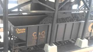 Download Operating coal loader Wireless controlled Video