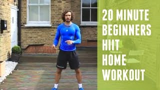 Download HIIT Home Workout for beginners Video