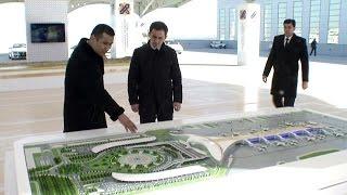Download Ashgabat acoge el foro sobre tendencias en transporte sostenible - focus Video