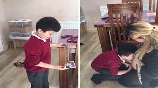 Download Boy Bursts Into Tears At Surprise Pregnancy Reveal Video